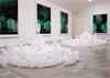 Gayle Ching Kwan, 'Atlantis', seven x 153 x 204 cm c-type prints with sculptures, dimensions variable, 2009