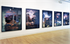 Gayle Ching Kwan, 'The Obsidian Isle', ten x 140cm x 175cm framed c-type prints, 2011